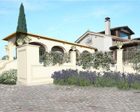 Villa I Trevignano