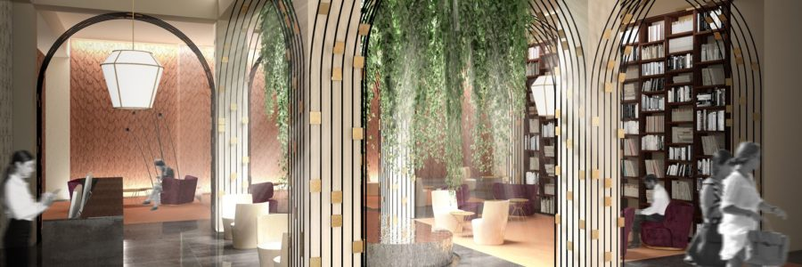 Restyling Hotel   Roma