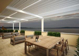 Restyling terrazza | Trevignano Romano – sperastudio srl