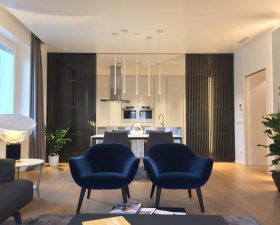 Appartamento Quartiere Trieste 1 I Roma