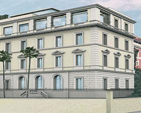 Villa Patrizi | Roma