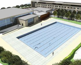 Polo natatorio San Paolo | Roma