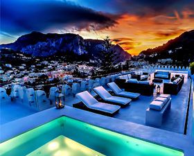 Villa | Capri