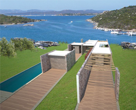 Villa 01 Porto Rafael I Sardegna